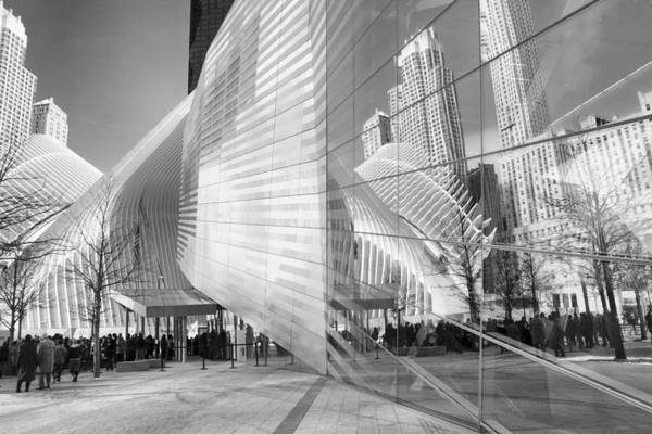 Photograph - Museum Reflections by Jessica Jenney