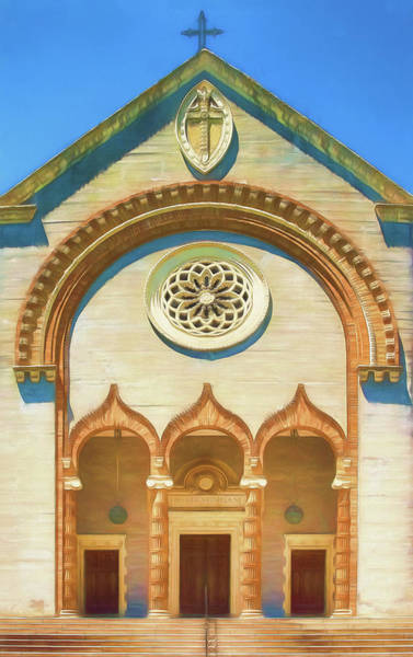 Flagler Photograph - Memorial Presbyterian Church - St. Augustine, Florida by Mitch Spence