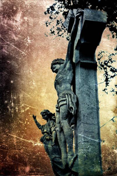 Redeemer Wall Art - Photograph - Memorializing by Scott Wyatt