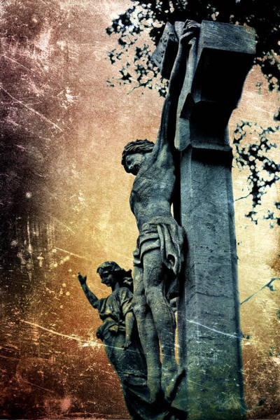 Charnel Photograph - Memorializing by Scott Wyatt