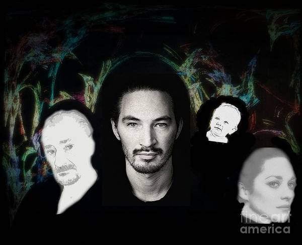 Digital Art - Memories by Diamante Lavendar