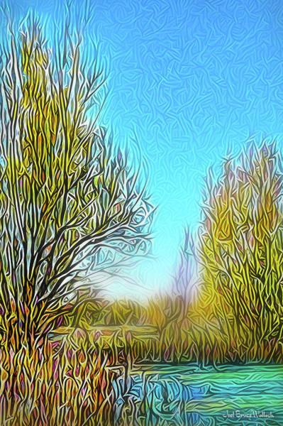 Digital Art - Memories In Daylight by Joel Bruce Wallach