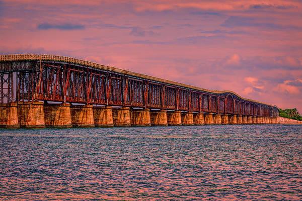 Photograph - Memories Of A Bridge by John M Bailey
