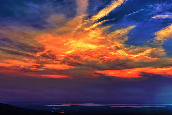Photograph - Memories Of A Sunset by John M Bailey