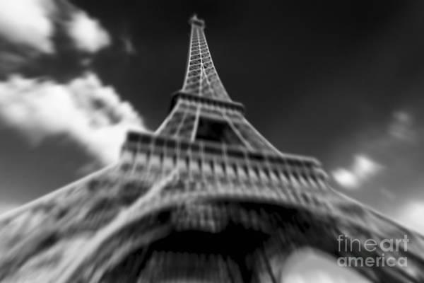 Wall Art - Photograph - Memories Of Paris 1 by Rod McLean