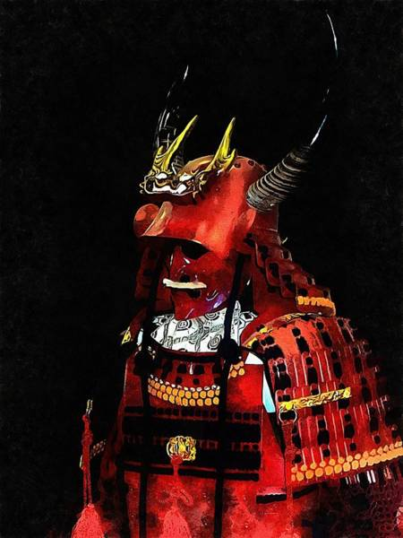 Photograph - Memories Of Samurai 3 by Dorothy Berry-Lound