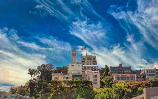 Photograph - Memories Of San Francisco by John M Bailey