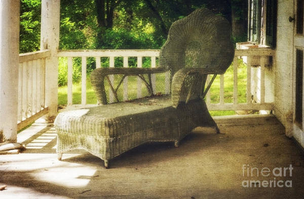 Photograph - Memories Of Summer's Past by Debra Fedchin