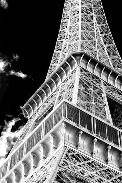 Wall Art - Photograph - Memories Of The Eiffel Tower In Paris by John Rizzuto