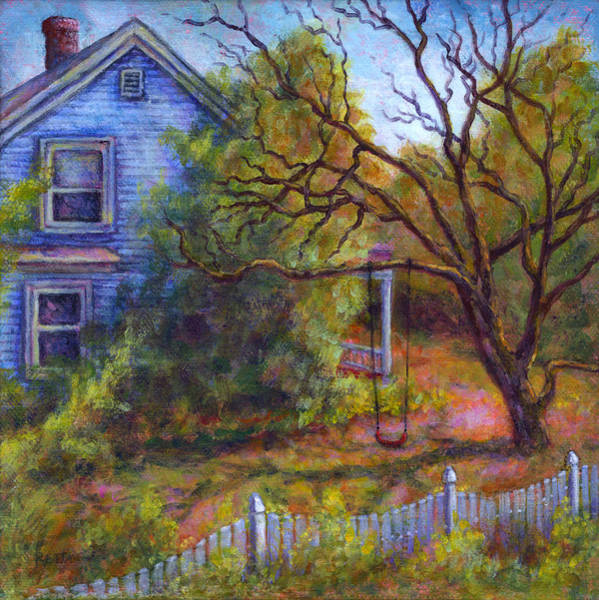 Painting - Memories by Retta Stephenson
