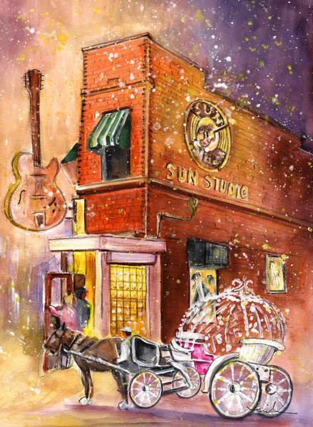Painting - Memphis Authentic by Miki De Goodaboom