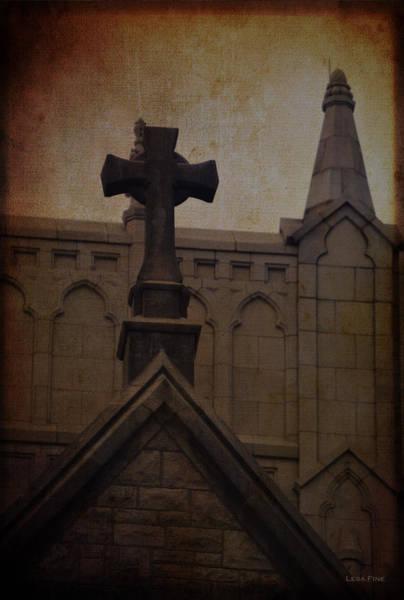 Photograph - Memphis Cross by Lesa Fine
