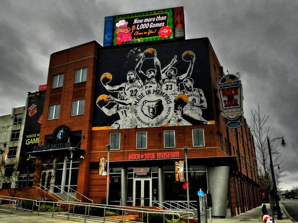 Photograph - Memphis - Rock 'n' Soul Museum 001 by Lance Vaughn