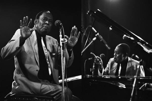 Photograph - Memphis Slim by Dragan Kudjerski