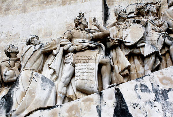 Photograph - Men Of The Monument by Lorraine Devon Wilke