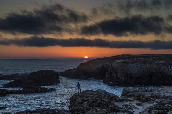 Photograph - Mendocino Sunset by Jonathan Hansen