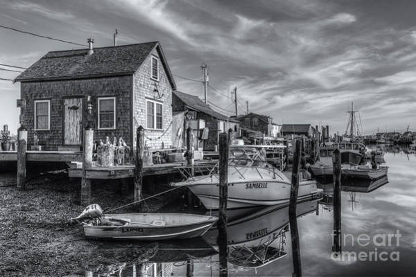 Wall Art - Photograph - Menemsha Basin Early Light II by Clarence Holmes