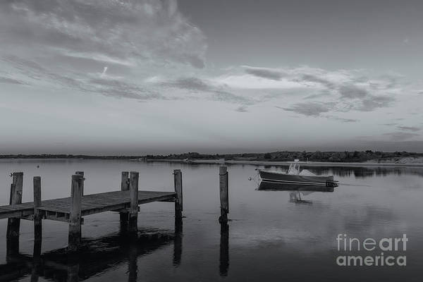 Wall Art - Photograph - Menemsha Creek At Dawn II by Clarence Holmes
