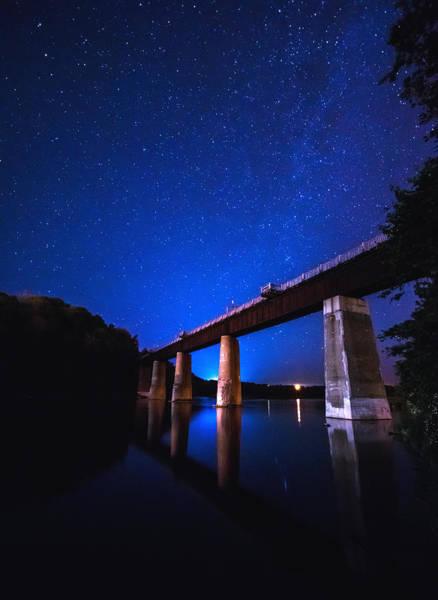 Wall Art - Photograph - Menesetung Bridge by Cale Best