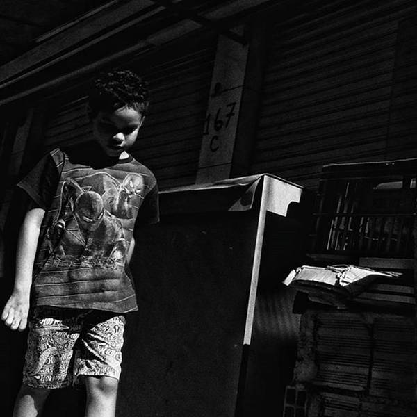 Wall Art - Photograph - Menino  #boy #kid #child #people by Rafa Rivas