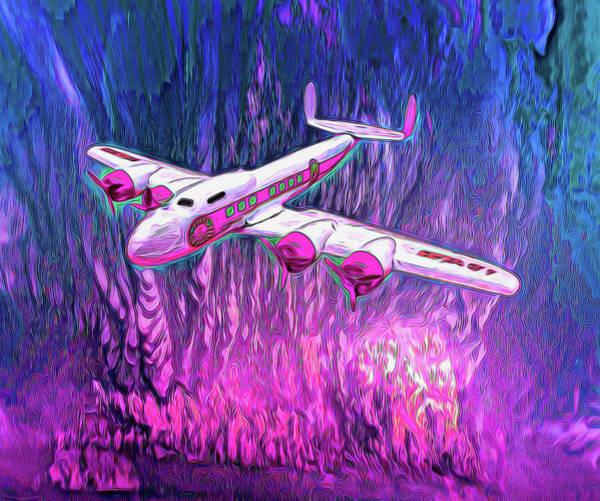 Prop Digital Art - Mental Get A Way by Michael Cleere