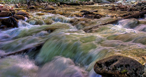 Wall Art - Photograph - Merced River At Happy Isles by Jim Dohms