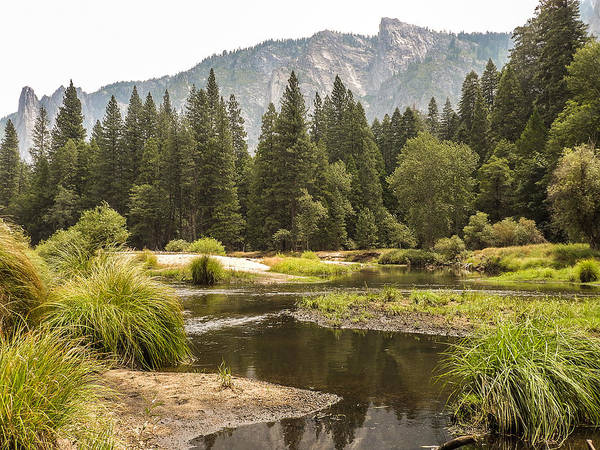 Photograph - Merced River Yosemite Valley Yosemite National Park by NaturesPix