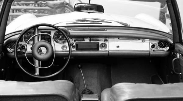 Photograph - Mercedes 280 Sl E by Andrew Fare