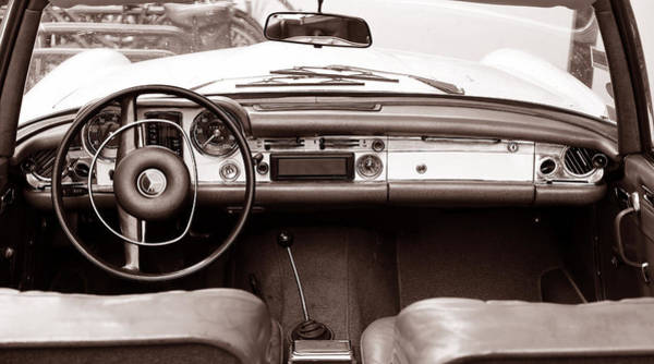 Photograph - Mercedes 280 Sl F by Andrew Fare