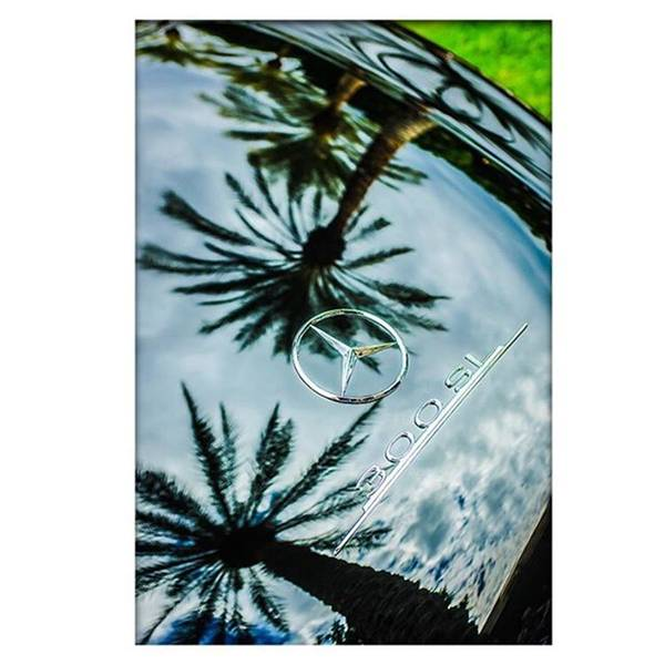 Wall Art - Photograph - Mercedes-benz 300sl.  #carphotographer by Jill Reger