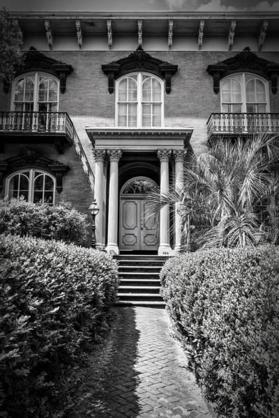 Photograph - Mercer House Savannah by Joan Carroll
