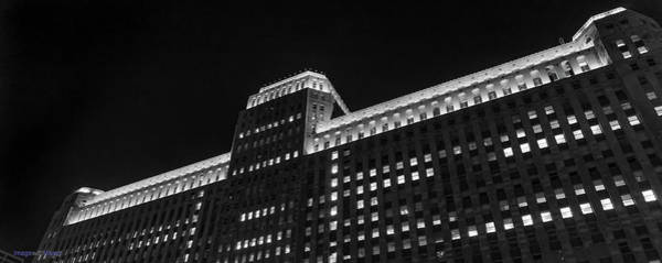 Photograph - Merchandise Mart Chicago, Illinois by Rich Ackerman