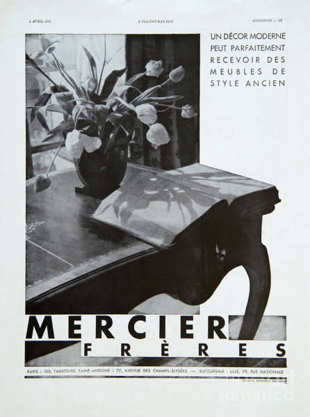 Photograph - Mercier #8699 by Hans Janssen
