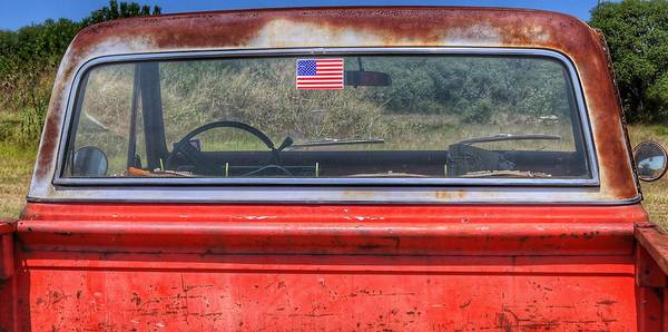 Photograph - Merica by Gia Marie Houck