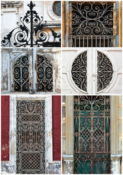 Photograph - Merida Doors by Tatiana Travelways