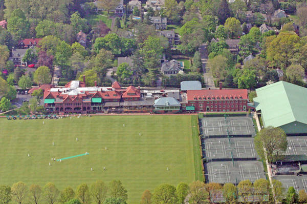 Ardmore Photograph - Merion Cricket Club Philadelphia Cricket Club by Duncan Pearson