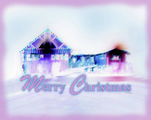 Photograph - Merry Christmas #181 by Barbara Tristan