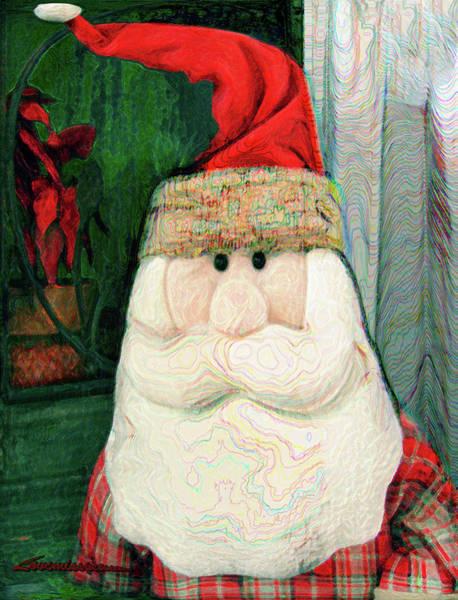 Digital Art - Merry Christmas Art 13 by Miss Pet Sitter