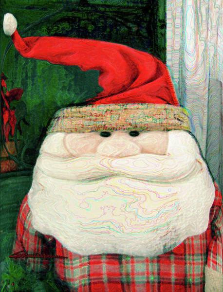 Digital Art - Merry Christmas Art 14 by Miss Pet Sitter