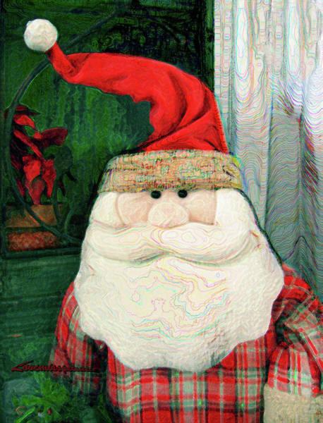 Digital Art - Merry Christmas Art 15 by Miss Pet Sitter