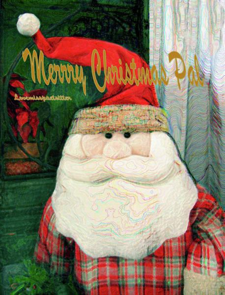 Digital Art - Merry Christmas Art 20 by Miss Pet Sitter