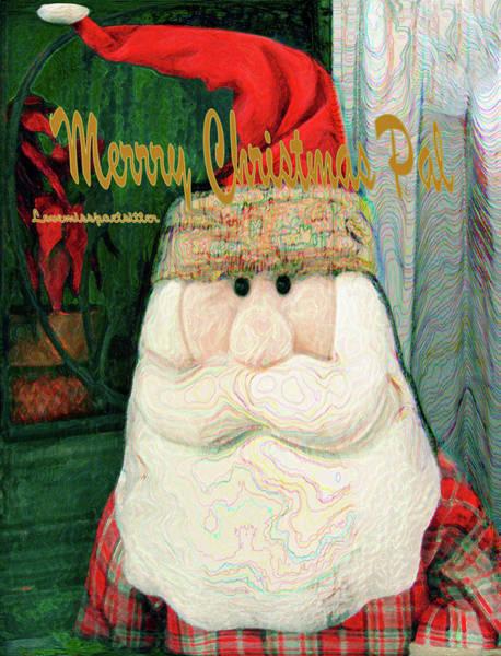 Digital Art - Merry Christmas Art 21 by Miss Pet Sitter
