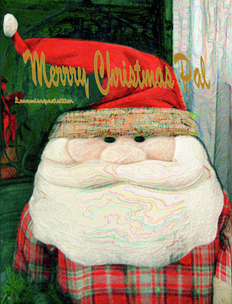 Digital Art - Merry Christmas Art 22 by Miss Pet Sitter