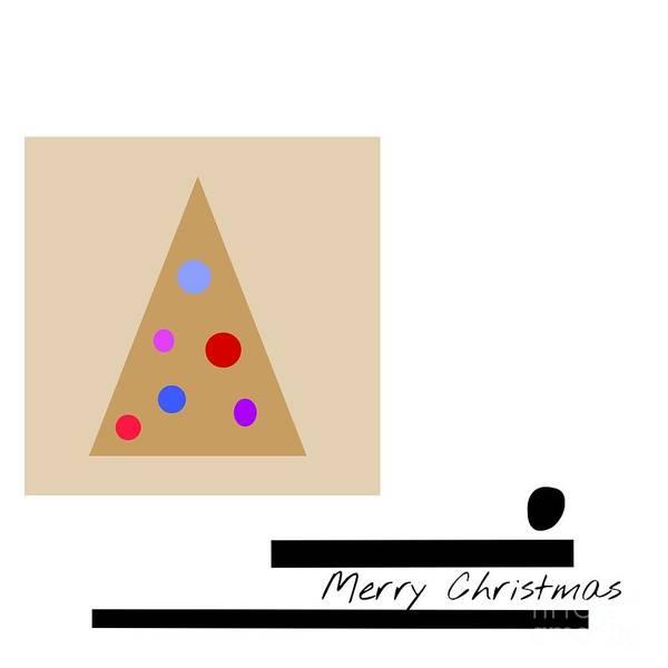 Mixed Media - Merry Christmas by Jessica Eli