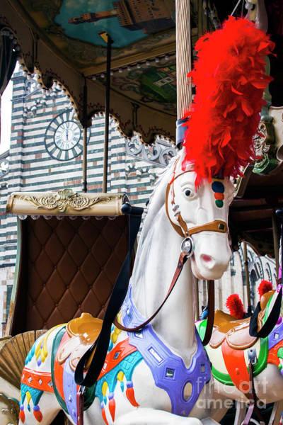 Photograph - Merry-go-round by Ana Mireles