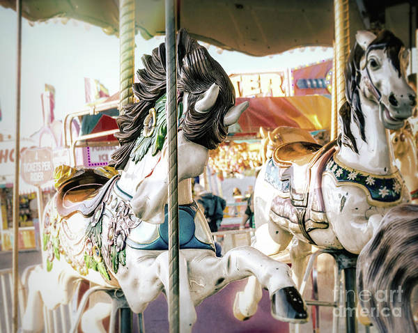 Photograph - Merry-go-round  by Andrea Anderegg