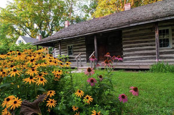 Photograph - Mertz Cabin 2 by Steve Stuller