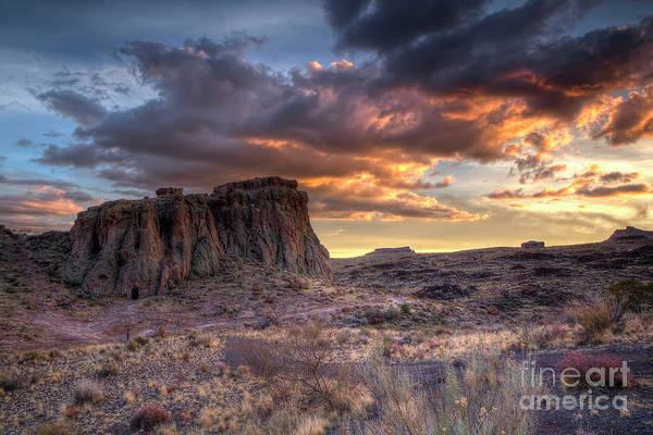 Wall Art - Photograph - Mesa Sunset by Rick Mann