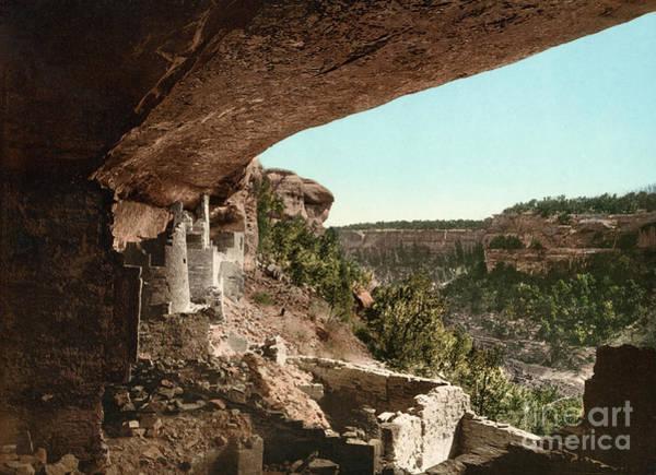 Photograph - Mesa Verde, Colorado by Granger