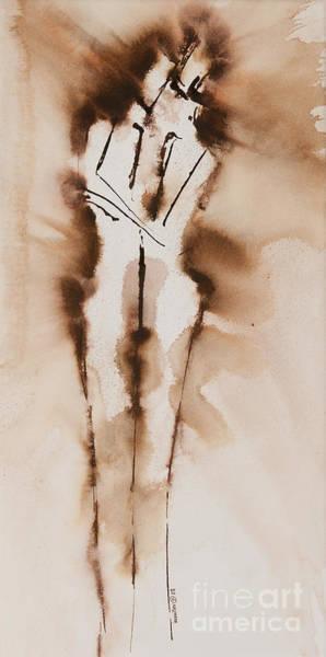 Lgbt Painting - Mesh II  His Divine Love Series No. 1285 by Ilisa Millermoon
